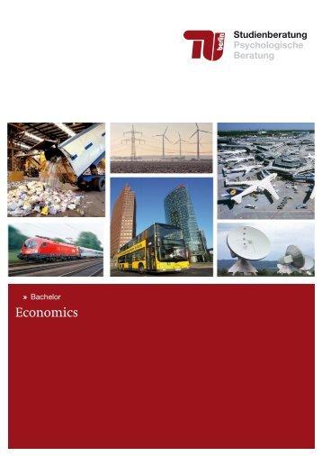 2012-02-22 Economics - Allgemeine Studienberatung an der TU ...