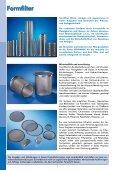 Formfilter. - Steinhaus GmbH - Seite 2