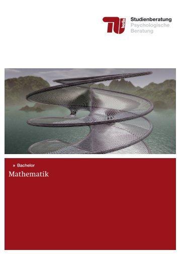 Mathematik - Allgemeine Studienberatung an der TU-Berlin