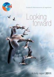 Activity report 2011 - CMI Group