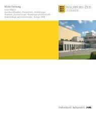 Patienteninfo, PDF-Version, 1 MB - Klinik Tettnang