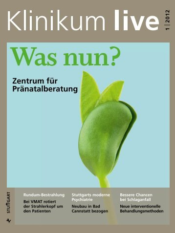 Download als PDF - Klinikum Stuttgart