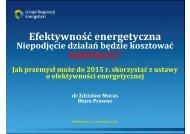 Muras Z. - Targi Energii
