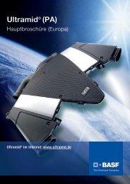 Ultramid (PA) - Broschüre (Europa) - BASF Plastics Portal