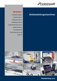 Holzbearbeitungsmaschinen - Aircraft