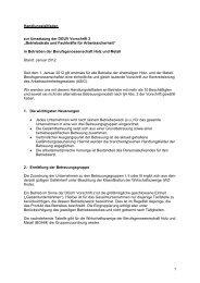 Handlungsleitfaden zur DGUV Vorschrift 2 168kb | PDF - BGHM