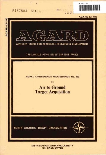 Air to Ground Target Amition - Nato