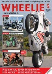 GSX 650 F ab 5.999 - Wheelies