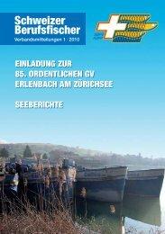 Schweizer Berufsfischer - Schweizerischer Berufsfischerverband