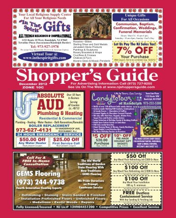 10 Off - The Shopper's Guide