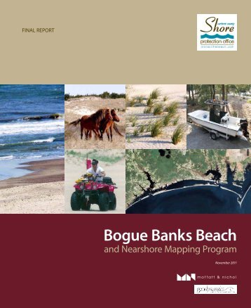 Bogue Banks Beach - Carteret County Shore Protection Office