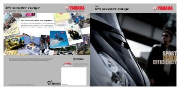 SPORT CLASS EFFICIENCY - Yamaha Motor Europe