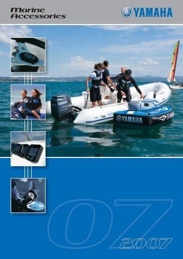 Marine Accessories - Yamaha Motor Europe