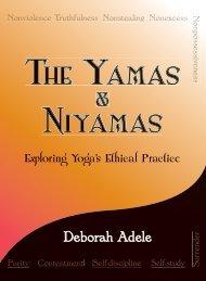 The Yamas & Niyamas - Mandhata Global