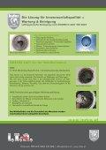 Fachgerechte Reinigung für Ihre Gesundheit - ITA Indus ... - Seite 2