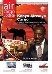 Note - Air Cargo Update