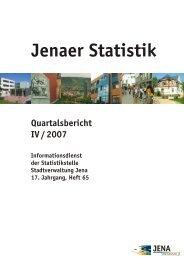 Bericht 4-2007 - Jena