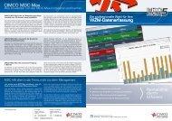 Brochure - MDC-Max5_DE, page 1 and 4 - Cimco
