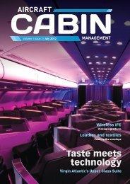aircraft cabinmanagement - Keith Mwanalushi