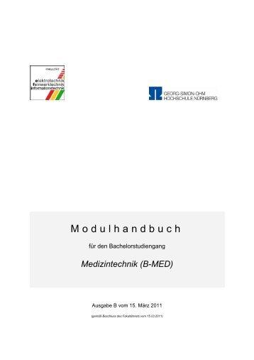B-MED - Elektrotechnik Feinwerktechnik Informationstechnik