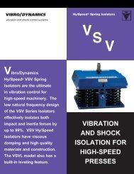 VSV - Vibro/Dynamics Corporation