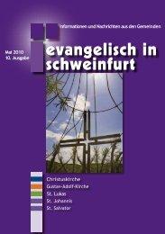 1 - Citykirche Schweinfurt
