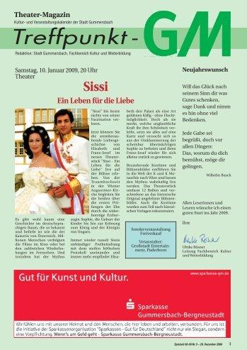 treffpunkt gm - Stadt Gummersbach