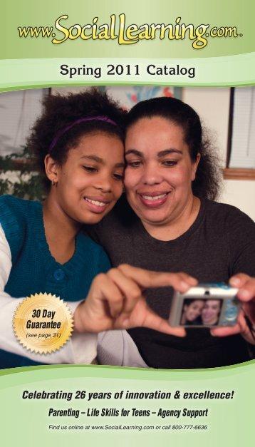 Spring 2011 Catalog - SocialLearning.com