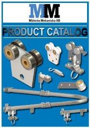 Product catalogue - Zabra