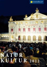 Natur und Kultur 2012 - Neusiedler See