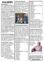 Club-NEWS - FEN Free-Net Erlangen - Nürnberg