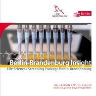 Berlin-Brandenburg Insight - Berlin Partner GmbH