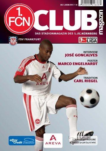José Goncalves - 1. FC Nürnberg