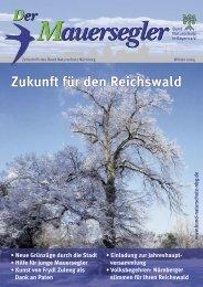 mauersegler 4-2004_a.indd - Bund Naturschutz Nürnberg
