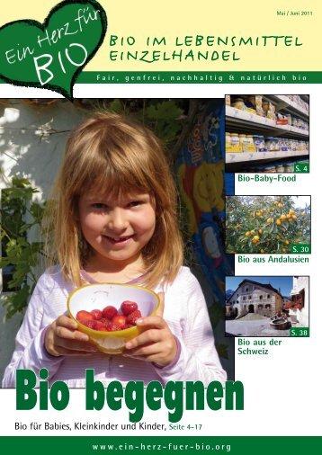 Bio Suisse - Ein Herz für Bio