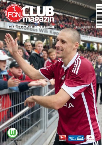 AREVA präsentiert die Schussenergie - 1. FC Nürnberg