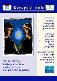 EIC - Evropski puls 61 - Centar za građansko obrazovanje