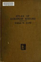 Atlas of European history - Wikimedia