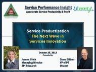 Slides (PDF) - Unanet Technologies
