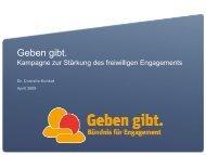 Titel der Präsentation, Arial Bold, 30 pt, Zeilenabstand (ZAB) 1 ...