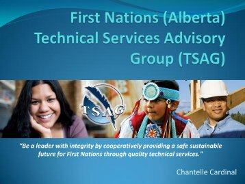 Community Programs - First Nations (Alberta) Technical Services ...