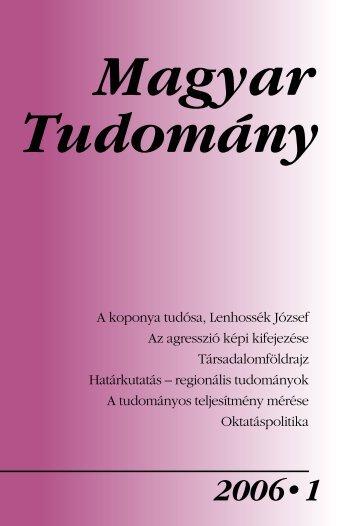 0 - Magyar Tudomány