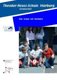 Theodor-Heuss-Schule Marburg - Schule & Gesundheit - Hessen