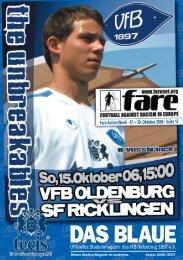 Franz Hermeling Getränke GmbH & Co - VfB Oldenburg