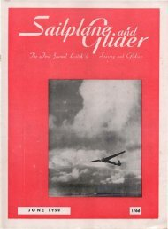 Volume 18 No. 6 Jun 1950 - Lakes Gliding Club