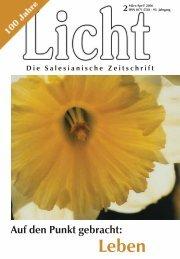 2März - Franz Sales Verlag