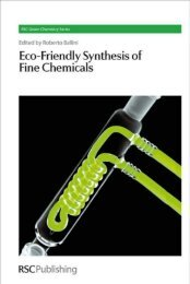 Eco-Friendly Synthesis of Fine Chemicals (RSC Green Chemistry ...