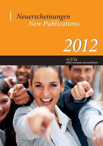 Katalog 2012 - Sellier
