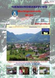 Ausgabe 2/Juni 2007 (1,34 MB) - Molln