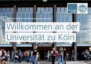 Entspannungsticket. - Universität zu Köln